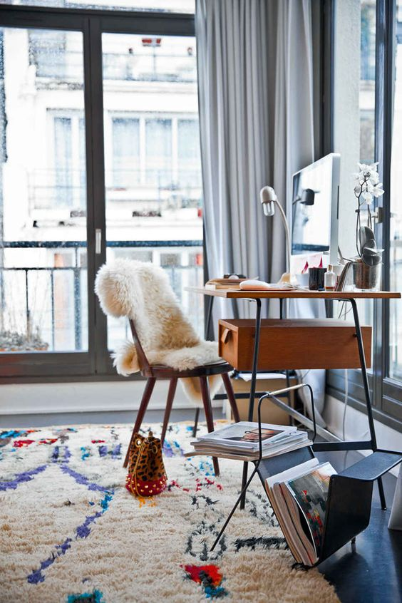 LOVE OR MONEY by Emily Tong   10 Dream Home Office Spaces