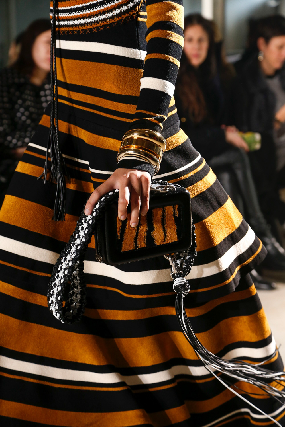 LOVE OR MONEY by Emily Tong | Proenza Schouler NYFW Details