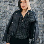 French It-Girl Style: Polka Dot Tops
