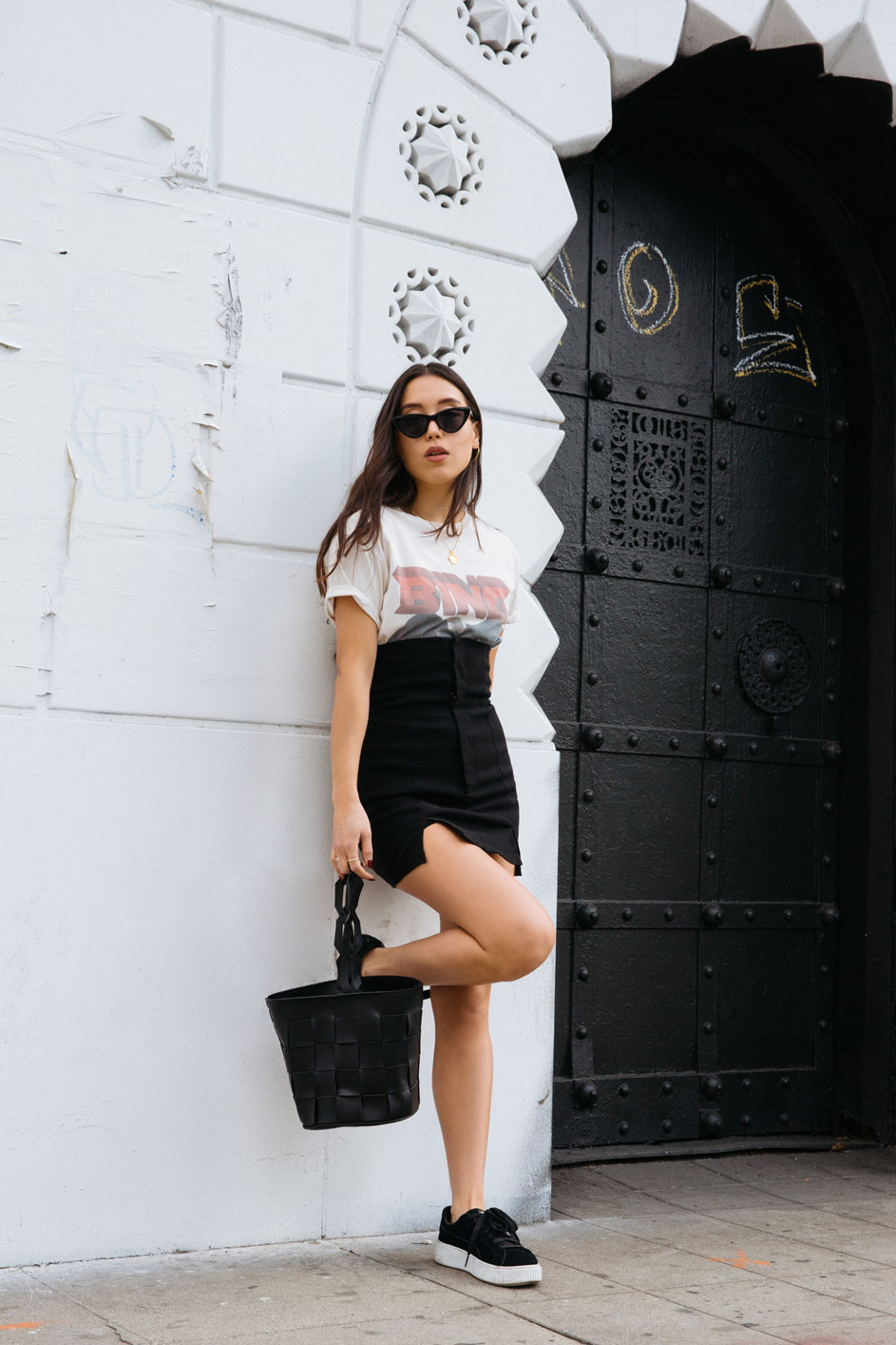 A Grown-Up Twist On The Skort