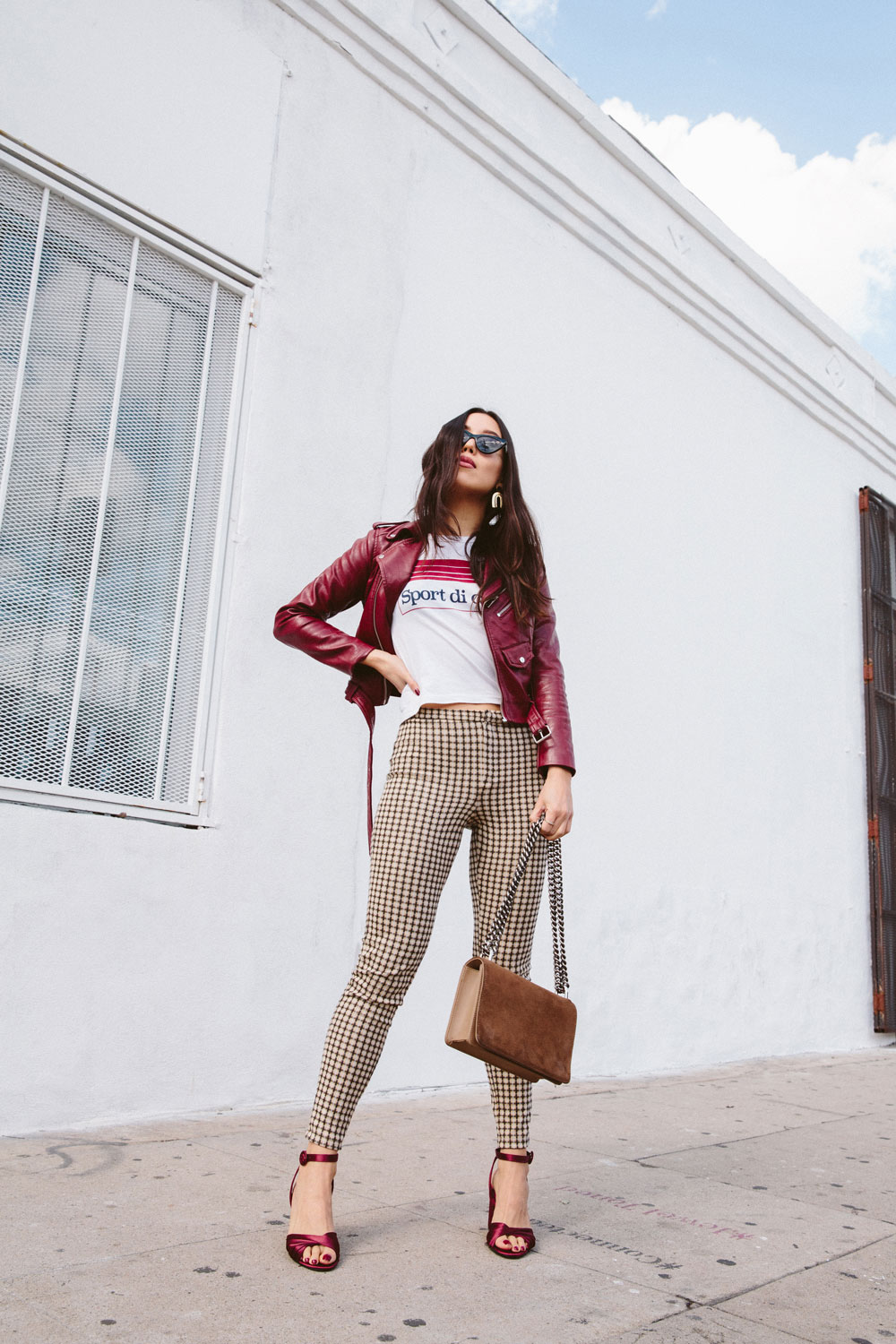 Spring Trend: Patterned Pants