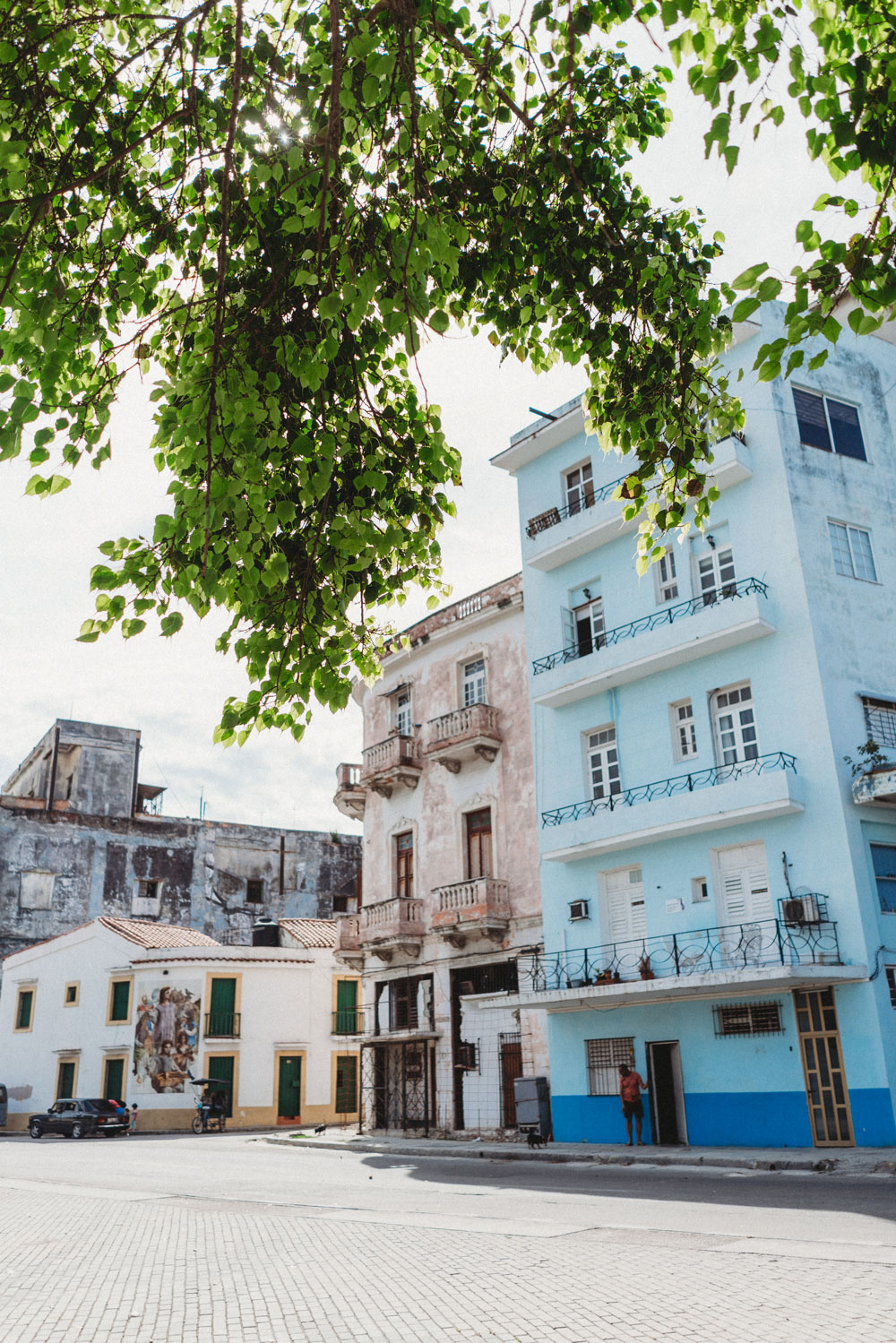 LOVE OR MONEY by Emily Tong travel diary to Old Havana Cuba