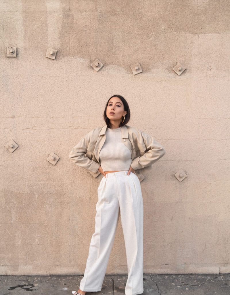 My Wide-Leg Trouser Obsession